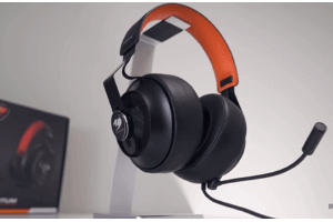 COUGAR has done a pretty solid job on bringing them as what they want in a budget headset a comfortable great sounding headset without all the gimmicks.